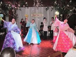 Cultural show Barbara's Manilla