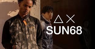<b>SUN68</b>: Casual Clothing and Sportswear
