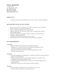 security police officer resume s officer lewesmr sample resume military police resume exles officer objective