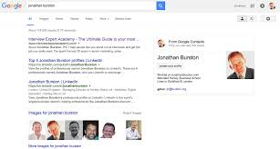 why you must google yourself interview expert academy google1