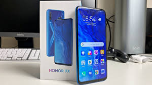 HONOR 9X Smartphone / Unboxing First Look / Specs / Camera ...