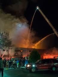 Lagerhausbrand in Oakland 2016