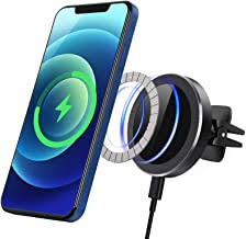 Wireless Magnetic Car Charger - Amazon.com