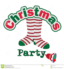silly christmas party invitation stock vector image 62815062 silly christmas party invitation