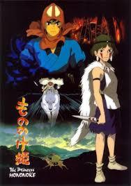 Аниме - <b>Принцесса Мононокэ</b> (Mononoke-<b>hime</b>)