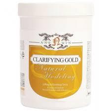 Anskin Natural <b>Clarifying</b> Gold Modeling Mask: отзывы, инструкция ...