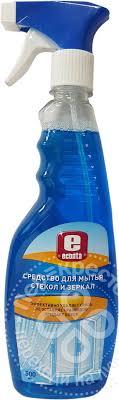 Купить <b>Средство для мытья стекол</b> и зеркал Econta 500мл с ...
