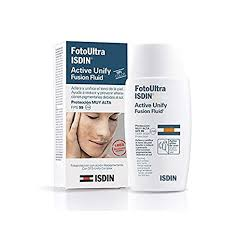 <b>ISDIN Fotoultra 100</b> Active Unify Fusion Fluid SPF50+ 50ml ...