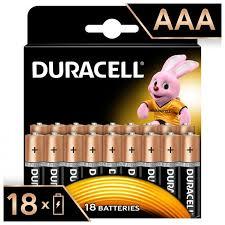 Щелочные батарейки Duracell AAA (LR03) MN2400 ... - ROZETKA