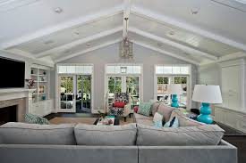 family room ceiling ideas family room contemporary with sophisticated lighting panelled vaulted ceiling amazing ceiling lighting ideas family