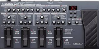 ME-80 | Гитарный процессор эффектов - BOSS