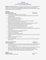patient representative sample resume winning answers to  patient representative sample resume