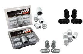Wheel Nuts - Carbon Steel, Chrome, Black Ecoat ... - Hitch-Tek