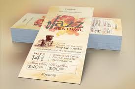orange event ticket template brochure templates event ticket event ticket templates