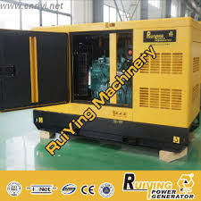 RY-CS50S-S, <b>China 50kw/62.5KVA</b> low noise <b>diesel generator</b> ...