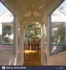 Flooring For Dining Room Doorway To Modern Kitchen Dining Room Extension With Wooden
