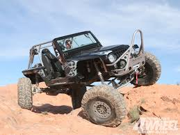 Jeep Rock Crawler Tricks To Boost The W5a580 Transmission In Your Rock Crawling Jeep