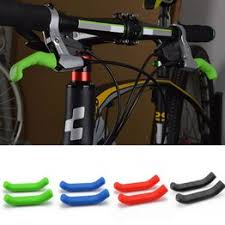 1 Pair Bike MTB Road Brake Lever Protector Protective ... - Vova