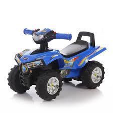 <b>Каталка</b> детская <b>Baby Care Super</b> ATV, синяя - купить в интернет ...
