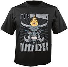 <b>Monster Magnet Mindfucker</b> - T-Shirt: Amazon.co.uk: Clothing