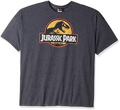 Jurassic Park Logo Men's T-Shirt: Clothing - Amazon.com