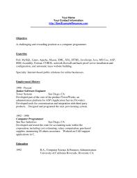 computer programmer resume getessay biz computer programmer sample pictures in computer programmer