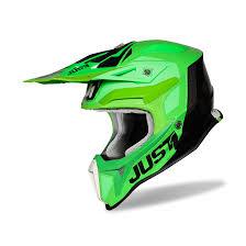 Just1 <b>J18</b> Pulsar MX Helmet Green-Black - Now 7% Savings - 24mx ...
