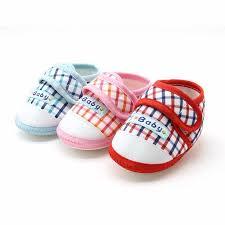 <b>Baby</b> Toddler <b>Cotton Crib</b> Shoes First Wewborn Girl Boy <b>Soft</b> Sole ...