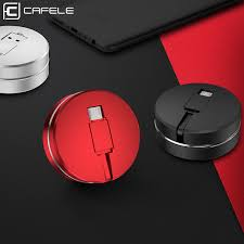 <b>Cafele</b> Micro USB Cable for Samsung Xiaomi Huawei <b>Retractable</b> ...