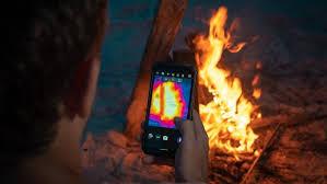 <b>Thermal</b> Imaging Smartphones : outdoor rugged smartphone