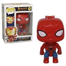 <b>Фигурка Funko POP</b>! Marvel: Avengers Game: <b>Spider</b>-<b>Man</b> (Человек ...