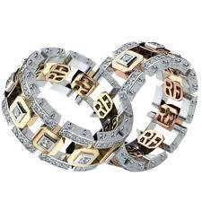 Fashion Globe Pure Gold Flip <b>Ring</b> For Women Germany Silve ...