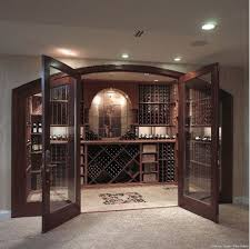 now this is a wine cellar that my husband would love gallagher custom wine cellar basement wine cellar idea