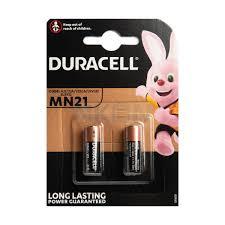 2x MN21 (A23/V23GA/3LR50) Duracell - 12V - Alkaline ... - NKON