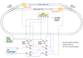 wiring diagram for model train schematics and wiring diagrams model train detector circuit using a photocell