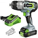 "LETTON <b>21V</b> Impact Wrench Kit <b>Cordless</b> with 1/2"" Chuck ..."