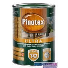 <b>Pinotex ULTRA</b> Декоративное <b>деревозащитное средство</b> - Дом ...
