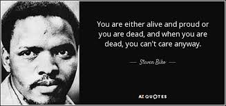 TOP 25 QUOTES BY STEVEN BIKO (of 53) | A-Z Quotes