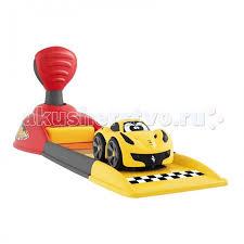 <b>Chicco Игровой набор Ferrari</b> Laucher - Акушерство.Ru