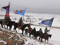 Kazakların tarihi dizi oluyor İZLE