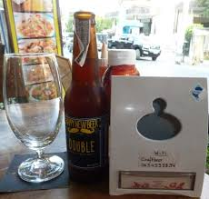 <b>happy new beer</b> double ipa and wifi password - Picture of Bistro ...