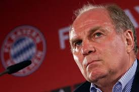 Hat sich selber angezeigt: Uli Hoeness. 21.04.2013 - topelement