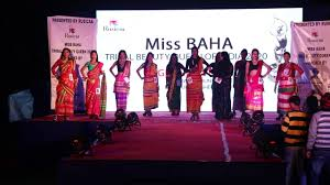 Rusicaa TV:Introduction <b>Round</b>, Miss BAHA-<b>Tribal</b> Beauty Queen of ...
