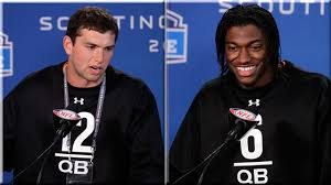 Luck vs RG3 who is the better fantasy option?