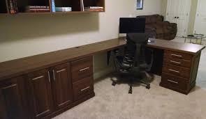 atlanta closet home office built in desk atlanta closet home office