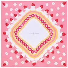 Strawberry Cake, Modern Flower Design Japanese ... - Amazon.com
