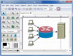 free diagram software for windows  mac  and linuxfree diagram editor