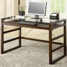 useful glass home office desk beautiful inspirational home decorating beautiful office desk glass