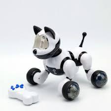 <b>Радиоуправляемая интерактивная собака</b> Youdy - MG014 - это ...