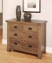 york solid oak wood furniture chest of drawers 2 over 2 by oak furniture house brown solid wood furniture